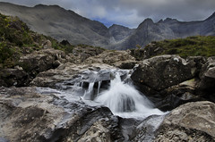 Fairy Pools - Isle of Skye (Jack Boothby) Tags: pictures trees white motion skye green water river landscape scotland landscapes waterfall movement slow isleofskye young fairy pools isle slowmotion fairypools youngphotographer youngphotography