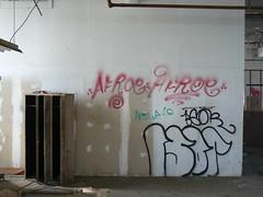 double afroe tags (httpill) Tags: streetart chicago art graffiti tag graf rip 42 kym afroe
