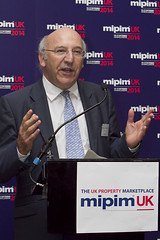 Alderman Sir Michael Bear (MIPIM_World) Tags: bear uk london real michael estate property sir tradeshow alderman mipim