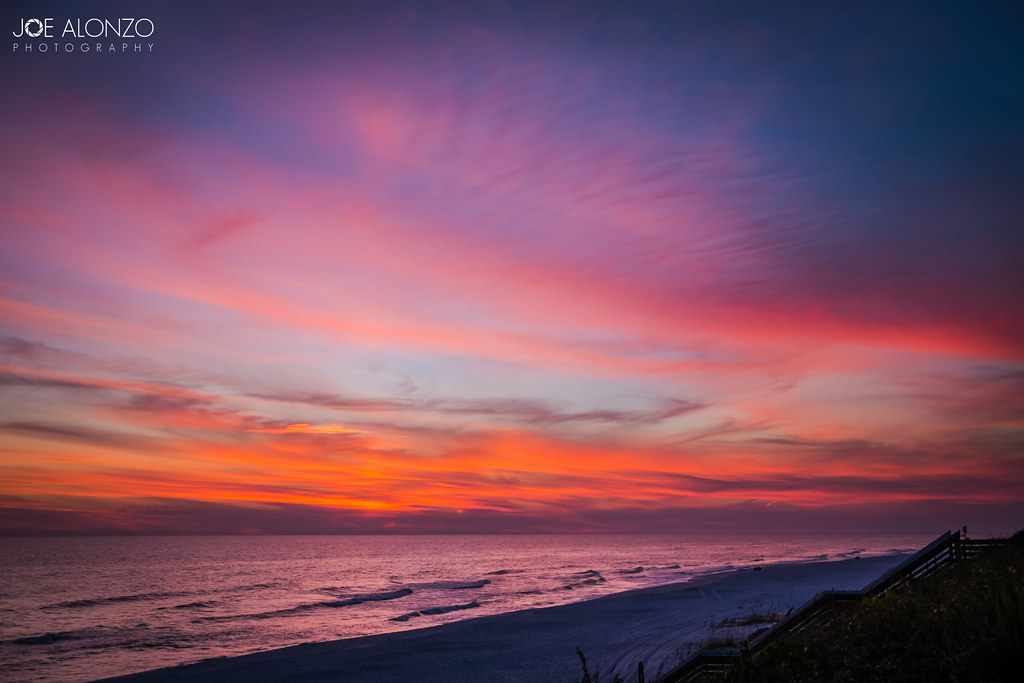 Seagrove Sunset
