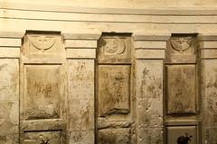 Hidden fountain in Rethymno (2) (nican45) Tags: sculpture slr water fountain stone canon hellas carving greece crete dslr tamron rethymno rethymnon kriti rethimnon rethimno 600d  18270 18270mm eos600d 18270mmf3563diiivcpzd