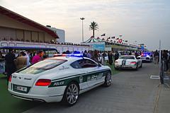 Exotic Police Cars (Ali Sabbagh) Tags: car dubai uae police airshow exotic bentley dxb policecars