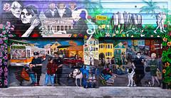 *** (anton.treskunov) Tags: california city urban graffiti 2013 rx1 sonyrx1