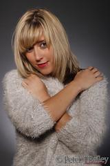 Model Katie, Studio Photoshoot, Portrait (Peter J Bailey - Saxon Studio) Tags: portrait studio model photoshoot shots head shoulders peterjbailey