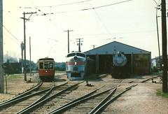 Steam, Diesel, & Electric (trainphotoz) Tags: cta csl chicagotransitauthority 3007 illinoisrailwaymuseum 1374 chicagosurfacelines 9911a nebraskazephyr 1steamdieselelectric