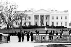World AIDS Day - Red Ribbon on the White House Portico 33922 - Version 2