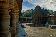 Great Indian Architecture series :: Somanathpura (GOPAN G. NAIR [ GOPS Photography ]) Tags: india rock stone architecture temple photography indian carving karnataka dynasty somnathpur nair hoysala kesava gops gopan somnathpura chennakesava somanathpura gopsorg gopangnair gopsphotography