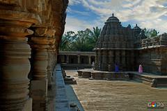 Great Indian Architecture series :: Somanathpura (GOPAN G. NAIR [ GOPS Photography ]) Tags: india rock stone architecture temple photography indian carving karnataka dynasty somnathpur nair hoysala kesava gops gopan somnathpura chennakesava somanathpura gopsorg gopangnair gopsphotography