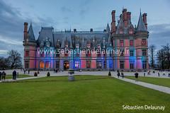 Noël à Trévarez 2013 (Sébastien Delaunay) Tags: christmas france castle heritage 29 noël chateau patrimoine finistère finistere 2013 trévarez