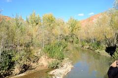 Tamlalte, rivier bij de apenvinger rotsen, Marokko 2013 (wally nelemans) Tags: river morocco maroc marokko rivier 2013 tamlalt tamlalte