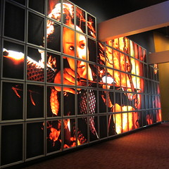 Entertainment, The Hunger Games at ArcLight Sherman Oaks, Backlit Graphics