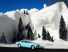 1954 Alfa Romeo Guiletta Sprint Coupe (JCarnutz) Tags: 1954 alfaromeo diecast hachette 124scale guilettasprint