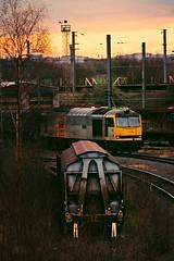 Last Of The Eighties (darkprince66 (Tug Chasing Super Hero :D)) Tags: train railway tug 60 dbs britishrailways ews class60 englishwelshandscottish dbschenker