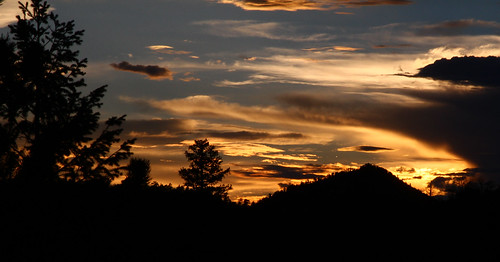 Another famous Colorado Sunset