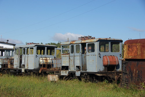 Gus-Khrustalnyi narrow gauge railway _20090926_015