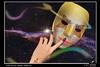 The gold mask nebula (ADRIANO ART FOR PASSION) Tags: gold mask space fantasy nebula nebulosa spazio goldmask mascheradoro ringexcellence