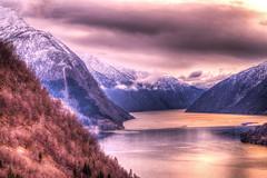 surreal fjord (TB 5161) Tags: sea sky mountain norway sony natur fjord sogn sognefjord fjordane fjrland vigilantphotographersunite sonyslta58