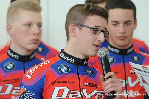 Ploegvoorstelling Davo Cycling Team (114)