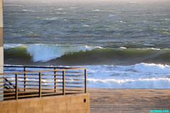 SpringStormSurf (mcshots) Tags: ocean california sea usa storm beach water coast sand surf waves afternoon stock windy spray socal rough breakers mcshots winds swells seas springtime losangelescounty