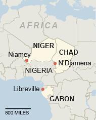 中国与尼日利亚相互需要