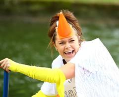 The Great Hythe Raft Race 2014 (Graham  Sodhachin) Tags: charity music stone race fun raft fancydress hythe 2014 ark2000 royalmilitarycanal hytheraftrace tackyannies thegreathytheraftrace greathytheraftrace paduaward yellowpubmarines