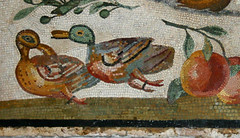ROME, ITALY 61 (Mikes Camera) Tags: italy sculpture rome art europe mosaic ducks fresco michaelbeaton ducksinart ducksinhistory