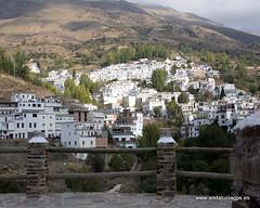 Granada Trevélez - Vista general GPS 36.995556, -3.264167 (Elgipiese) Tags: españa andalucía spain andalucia granada andalusia trevelez trevélez vistageneral