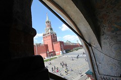 Red Square, Moscow (yuliatrunina) Tags: travel red tower tourism st square cathedral russia moscow landmark basil savior ussr moscowphotowalkscom