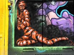 streetart (wojofoto) Tags: stencil stencilart ottoschade amsterdam graffiti streetart spuistraat wojofoto wolfgangjosten nederland netherland holland osch