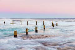 Mahon Pool (M Hooper) Tags: mahonpool maroubra beach sydney tidalpool sunset