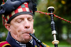 """Ah, the sweet sounds of the pipes"" (Jim Frazier) Tags: 2016 american bagpiper bagpipes botanic botanicgarden botanicalgarden botanicalgardenspublic gardenmuseumhorticulture cantigny cantignypark dupage dupagecounty gardens hats historic history il illinois music musicians northwestterritoryalliance nwta park parks people piper pipes preserve reenactment reenactors revolution revolutionarywar september uniforms wheaton q4 copyright jimfraziercom jim frazier closeup military scottish scotland army portrait portraiture musical play playing perform performing performers performance f10"