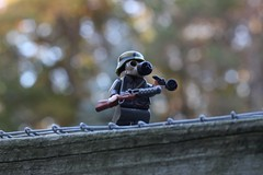 """WWI """"Bokeh"""" (CharlieCompanyProductions) Tags: wwi brickarms lego battlefield1 german bokeh outdoor"""