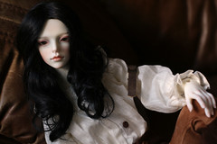 9109 (greentoshka) Tags: bjd dollzone grey
