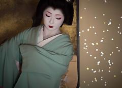 Geiko20161024_02_13 (kyoto flower) Tags: nijyojinya toshimana kyoto maiko 20161024 舞妓 二条陣屋 とし真菜 京都 hiseongkim geiko