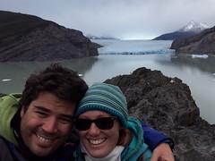 "Torres del Paine: trek du W. Jour 4: le glacier Grey. <a style=""margin-left:10px; font-size:0.8em;"" href=""http://www.flickr.com/photos/127723101@N04/29952091510/"" target=""_blank"">@flickr</a>"