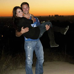 #TBT to exactly 4 years ago when my #WCW said yes!! I love you babe @bray_reese  #BlessedBeyondMeasure (fitbodesthetics) Tags: tbt exactly 4 years ago when wcw said yes i love you babe brayreese  blessedbeyondmeasure