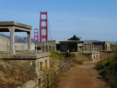 9/30/16 10:22 (joncosner) Tags: 2016 california ggnra goldengatebridge hardlystrictly paths presidio sanfrancisco sfbayarea stars2