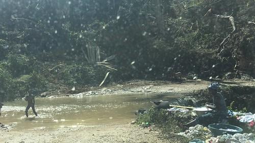 Aftermath of Matthew Cayes & Jeremie Haiti