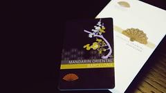 Key - Mandarin Oriental Barcelon (Matt@PEK) Tags: mandarinoriental barcelona hotel