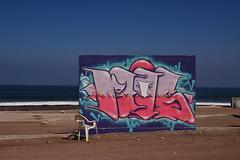 ??? (Ctuna8162) Tags: playa beach antofagasta grafitti painters art