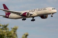 2016 Oct JFK stock-36 (jplphoto2) Tags: 787 7879 boeing787 gvcru jdlmultimedia jfk jeremydwyerlindgren johnfkennedyinternationalairport kjfk nyc newyorkcity virginatlantic virginatlantic787 virginatlantic7879 aircraft airplane airport aviation