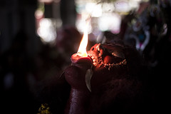 Untitled. (nshrishikesh) Tags: cwc cwc555 kulasai god tradition culture india incredibleindia indianfestival photography photographer documentary fire