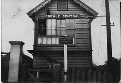 "Crowle Central Signal Box • <a style=""font-size:0.8em;"" href=""http://www.flickr.com/photos/124804883@N07/30224606732/"" target=""_blank"">View on Flickr</a>"