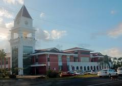 Apia Hospital (mikecogh) Tags: apia samoa hospital substantial new tower clock time