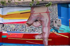 Octubre_0060 (Joanbrebo) Tags: canoneos80d efs1855mmf3556isstm eosd autofocus barcelona barceloneta pintadas grafitis murales murals streetart