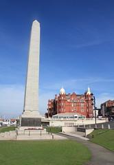 Pillar in Blackpool (Russbomb) Tags: 2010 europe england lancashire