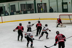 _MWW4911 (iammarkwebb) Tags: markwebb nikond300 nikon70200mmf28vrii centerstateyouthhockey centerstatestampede bantamtravel centerstatebantamtravel icehockey morrisville iceplex october 2016 october2016