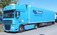 DAF XF 105.460 (michaelausdetmold) Tags: daf xf lkw truck fahrzeug sattelzugmaschine sattelzug szm