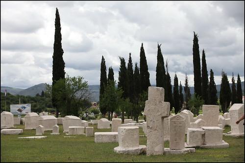 2013 S 1922 BudMeđ_13 Radimlja Stećak necropolis 5234 GoogleMaps