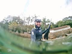 GOPR5885 (ambrogi_taubate) Tags: naturezaselvagem marinha mergulhando ubatuba sp brasil naturezamarinha fantstica apneia 10m setembro primavera 2016